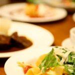 マンマミーアの料理