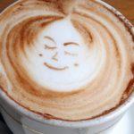 マンマミーアのカフェラテ